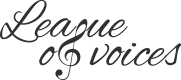 League of Voices Logo